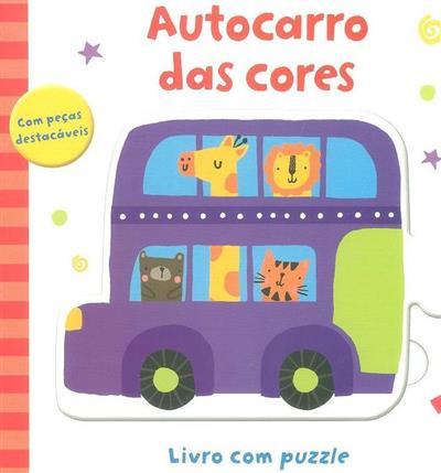Autocarro das cores (Holly Price, Natalia Boileau, Amy Oliver)