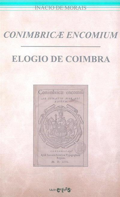 Conimbriacae encomium (Inácio de Morais)