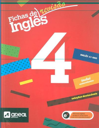 Inglês, 4º ano (Maria Teresa Gomes, Susana de Almeida)