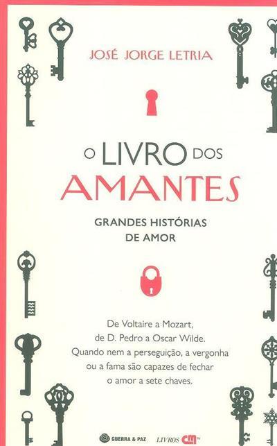 O livro dos amantes (José Jorge Letria)