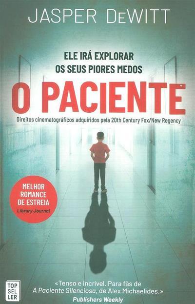 O paciente (Jasper DeWitt)