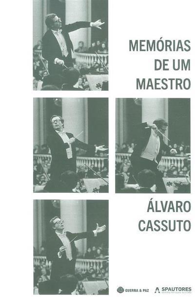 Memórias de um maestro (Álvaro Cassuto)