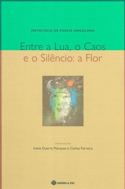 Entre a lua, o caos e o silêncio (org. Irene Guerra Marques, Carlos Monteiro Ferreira)