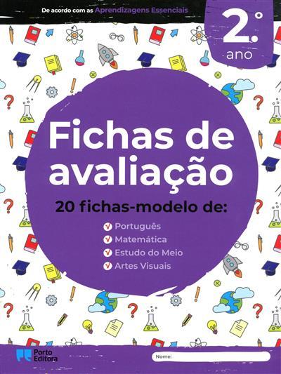 Fichas de avaliação (Salomé Oliveira)