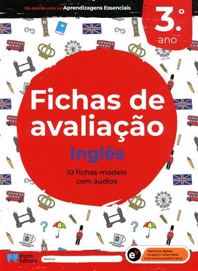 Fichas de avaliação (Cláudia Regina Abreu)