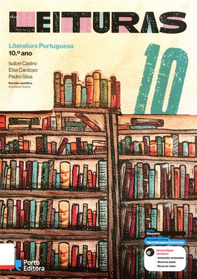 Leituras (Isabel Castro, Elsa Cardoso, Pedro Silva)