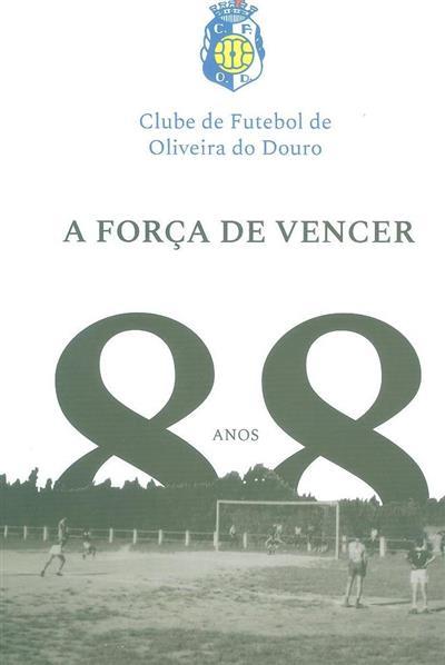 Clube de Futebol Oliveira do Douro (Rui Jorge Cardoso)