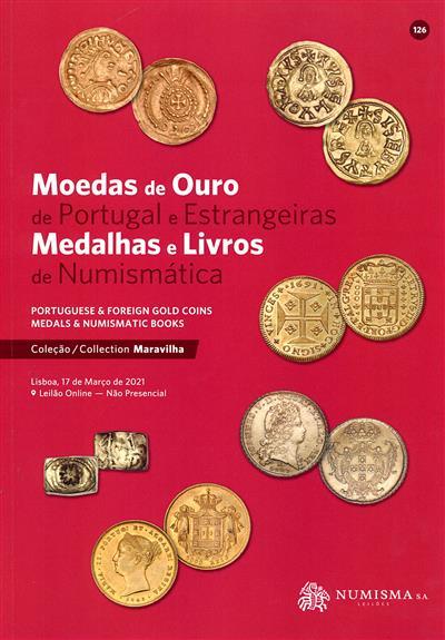 Moedas de ouro de Portugal e  estrangeiras (conselho cient. Javier Sáez Salgado... [et al.])