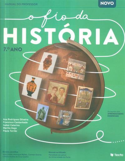O fio da história (Ana Rodrigues Oliveira... [et al.])