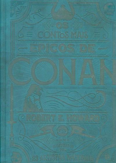 Os contos mais épicos de Conan (Robert E. Howard)