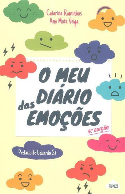O meu diário das emoções (Catarina Raminhos, Ana Mota Veiga)