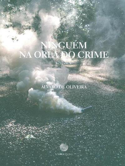 Ninguém na orla do crime (Álvaro de Oliveira)