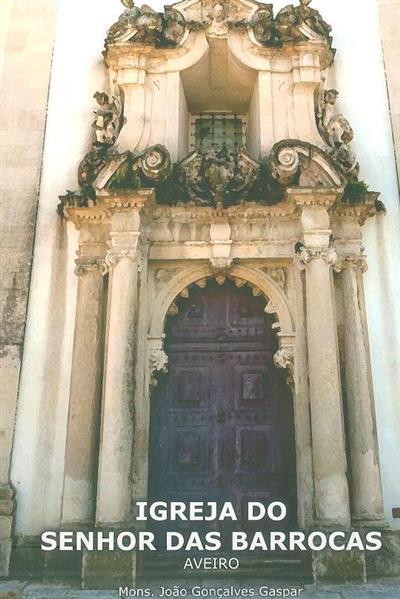 Igreja do Senhor das Borrocas (João Gonçalves Gaspar)