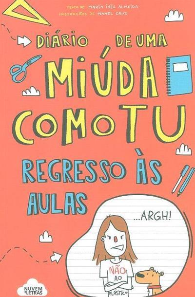 Regresso às aulas (Maria Inês Almeida)