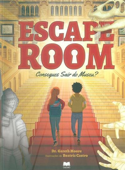 Escape room (Gareth Moore)