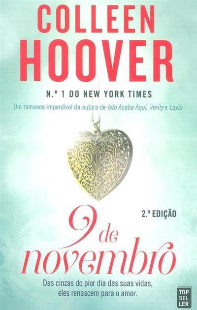 9 de novembro (Colleen Hoover)
