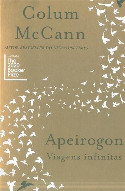 Apeirogon (Colum McCann)