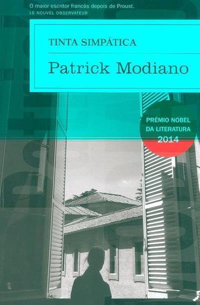 Tinta simpática (Patrick Modiano)