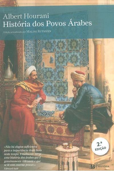 História dos povos árabes (Albert Hourani)