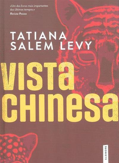 Vista chinesa (Tatiana Salem Levy)