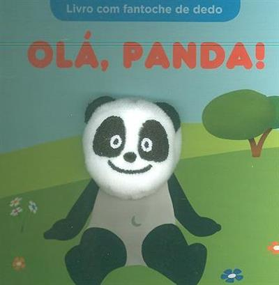 Olá, panda! (des. Margarida Sarabando)